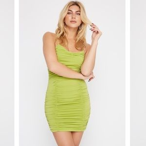Revamped Ruched Dress